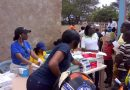 Medical screening for the Nii Ashaley Community